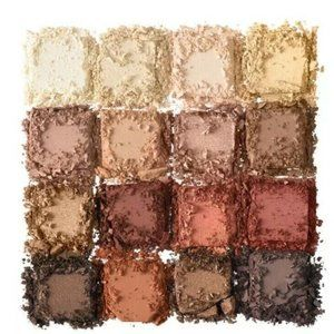 NYX Cosmetics Ultimate Eye Shadow Palette Tester